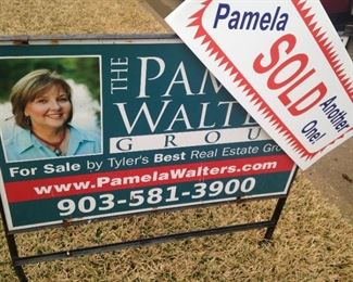 Pamela Walters' listing (approx. 4521 sq. ft.) has sold; the following contents and consignments must go!