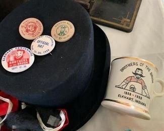Elkhart Centennial items