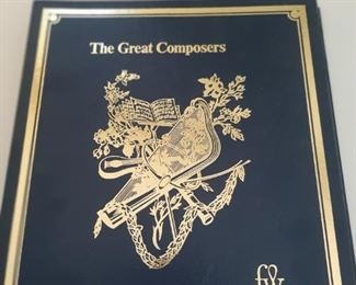 Multi-Volume Great Composers Set