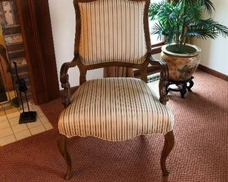French Style Arm Chairs (2)