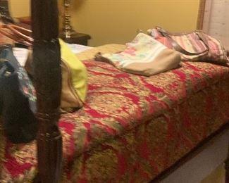 Queen Rice Bed