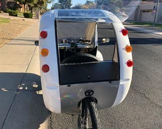 ELF Bike, Window Up