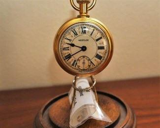 Vintage Westclox pocket watch