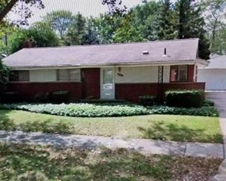 Home will be for sale by owner, 3 Bedroom Brick Ranch with Remodeled Bath, Garage & Partly Finished Basement.