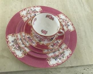 Minton China-See next page for description