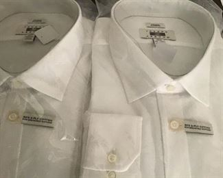 Men's xxlarge size shirts  Size 20.  New in original package.  Original Price $ 100 each