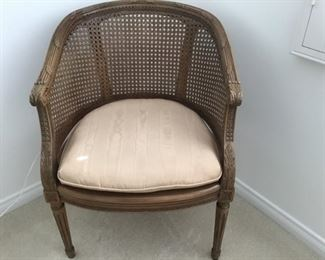SIde Chair cane back