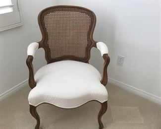 Occasional arm chair-there is a pair if you wish