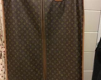 Louis Vuitton suit bag