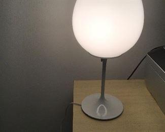 Mid Century designer lamp from William Curry designs.  Starlight studios, El Segundo,CA