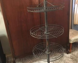 Metal Display (about 5' tall)
