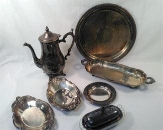 silver pieces