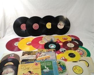 childrens  records