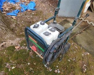 power Washer