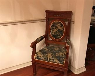 Lovely antique chair still available
