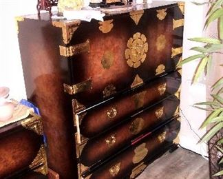 Part of Chinese bedroom set