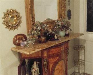 Art Nouveau style cabinet