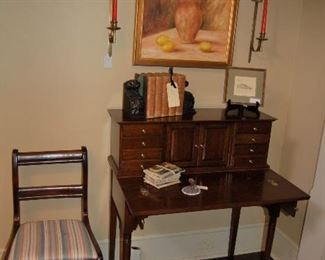 Small secretary suitable for foyer