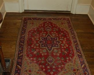 Numerous areas rugs
