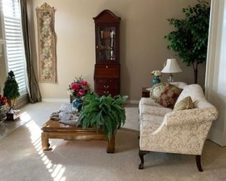 Traditional furniture and furnishings