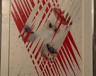 James Rosenquist Ice point - excluded  from discount