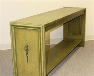99 MidCentury Entry Table