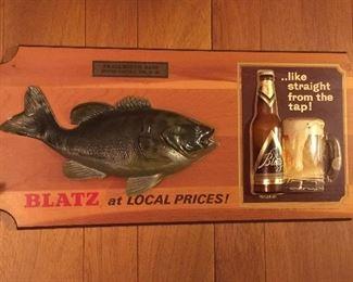 Blatz beer Advertisement