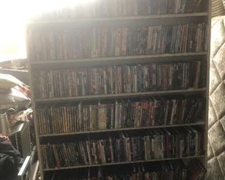 DVD's and TV Shows
