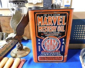 Marvel oil can