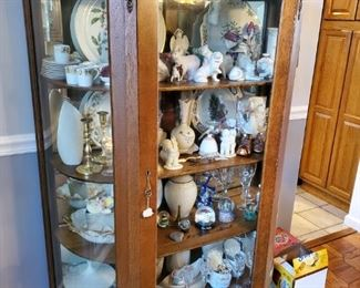 Figurines and china, Lenox and more