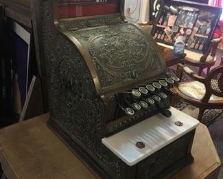 Antique National 'Penny' register.