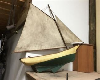 Mailtand & smith wood ship