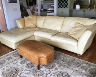 Made in America sectional sofa
