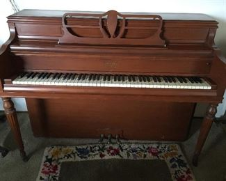 George Steck Piano. Another in excellent condition
