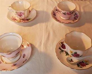 Rare and Valuable tea sets