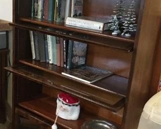 Barrister bookshelf