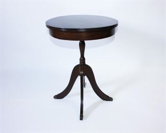 Vintage Drum Table