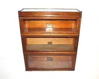 Antique Globe-Wernicke Co. Barrister Bookcase