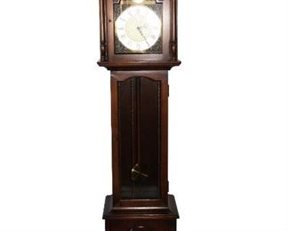 West German Ridgeway Grandmother Clock