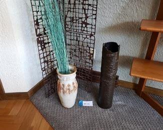 003 Michael Aram 22 Inch Bark Vase and More Decor