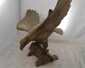 004 One Brass Eagle