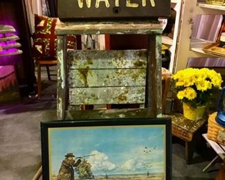 Vintage Ladders and more!