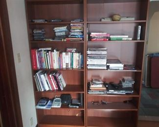 Books/ bookshelves