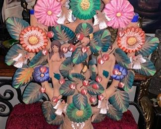 $450 Huge Mexican Tree of Life