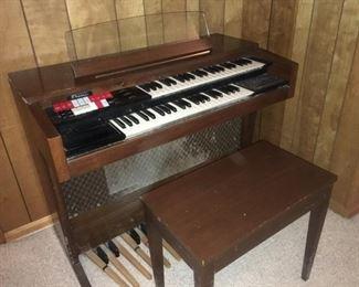 Nice Size Organ