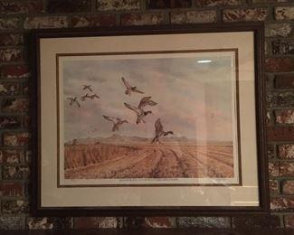 Art Gary Neel framed print