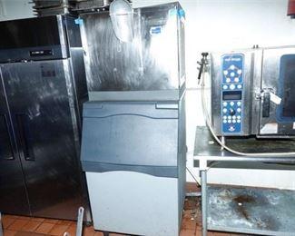 6. Scotsman Ice Machine
