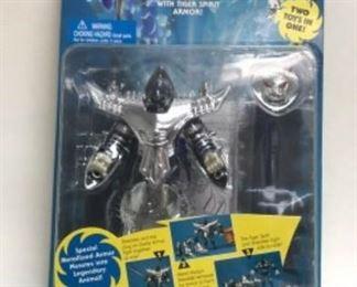 https://www.ebay.com/itm/114113099217 WY9004: TMNT MUTANT METAL SHREDDER WITH TIGER SPIRIT ARMOR 1995