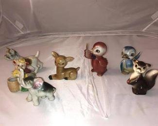 https://www.ebay.com/itm/114191850938Br9004: Vintage Porcelain Animal Figurines  $25