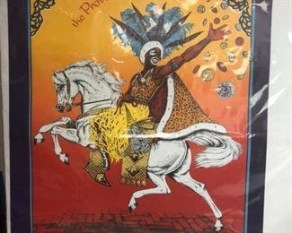 https://www.ebay.com/itm/114163283552Cma2009-New Orleans Zulu Social Aid and Pleasure Club 1992 Poster. 30x22 HxW. Shelby Wilson  $25